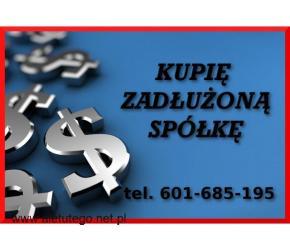 Skupujemy Zadłużone Spółki/Nieruchomości/Ochrona Zarządu z 299 K.s.h.