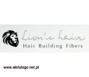 Posypka do zagęszczania włosów - lionshair.pl